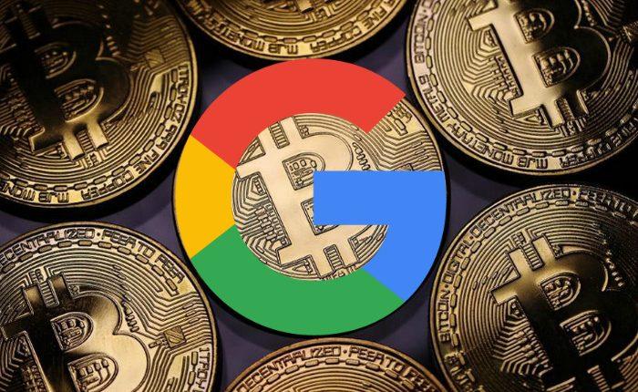 """""""Google"""" ruošiasi sukurti savo kriptovaliutą?"""