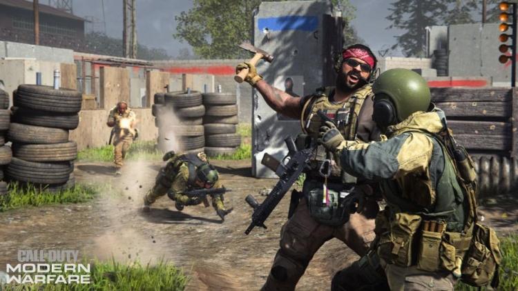 """""""Call of Duty: Modern Warfare"""" kompiuterio versijos dydis viršijo 200 GB"""
