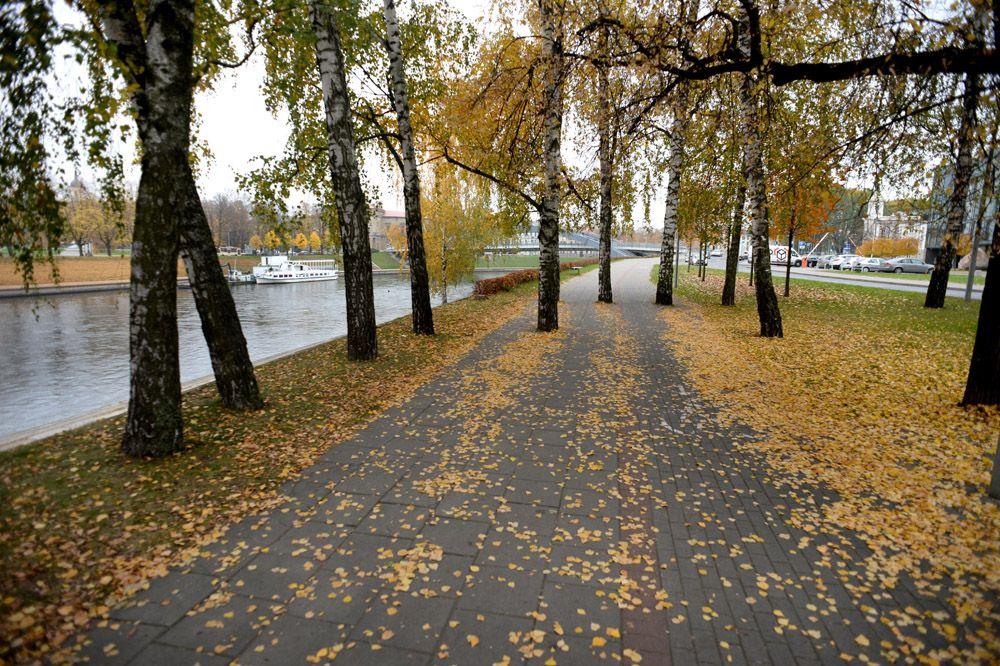 Orai Vilniuje ir kituose Lietuvos miestuose